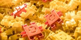 Chinese kinderen bouwen met Belgisch speelgoed
