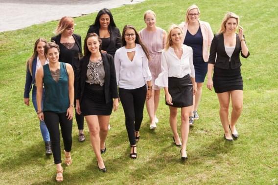 'Een team van vrouwen boezemt mannen schrik in'