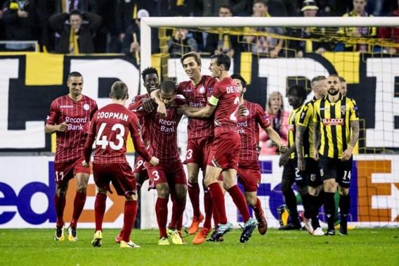 """Speler van Zulte Waregem beloond met plekje in """"Team van de Week"""" in Europa League"""