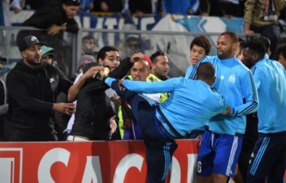 Karatetrap komt Evra duur te staan: Olympique Marseille schorst speler met onmiddellijke ingang