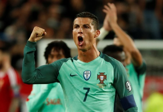 Cristiano Ronaldo past voor komende oefeninterlands van Portugal (maar niet door zijn vormdipje)
