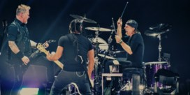 Metallica doet u nietmeer zweten