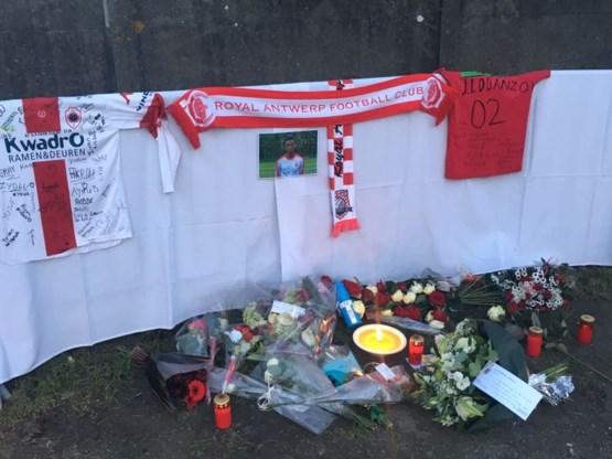 Antwerp plant voor duel met Charleroi eerbetoon aan overleden jeugdspeler
