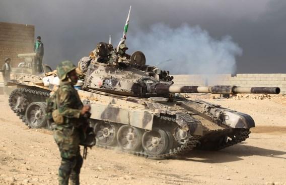 Neen, met Deir ez-Zor valt niet het 'laatste IS-bolwerk'