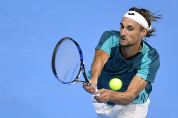 Ruben Bemelmans grijpt naast finale in dubbelspel Challenger Eckental