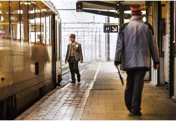 Agressie tegen treinpersoneel amper vervolgd
