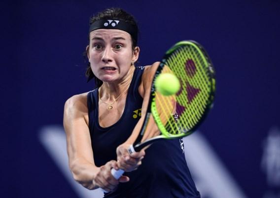 Görges kijkt Sevastova in de ogen in halve finales WTA Elite Trophy, Vandeweghe treft Barty