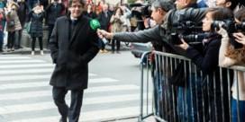 Hoe Puigdemont de tijd probeerde te doden in Brussel