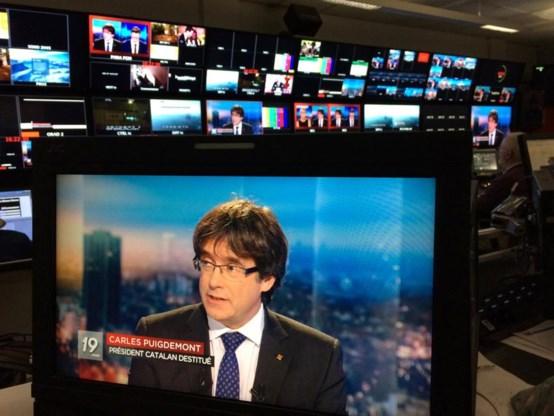 Brussels parket neemt onderzoek naar aanhoudingsbevel Puigdemont over