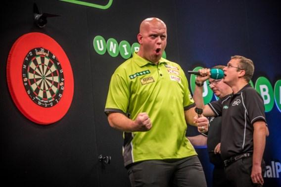 Van Gerwen pakt vierde Europese titel op rij op European Darts Championship