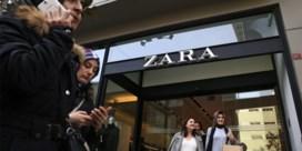 Zara-klanten vinden verontrustende boodschappen in kleding