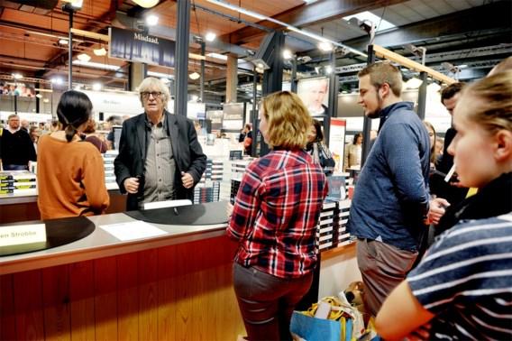 'Schaf entreeprijs Boekenbeurs af'