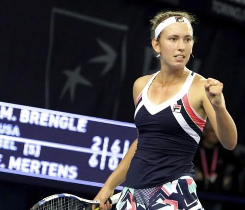 Elise Mertens blijft hangen op WTA-ranking, Amerikaanse Vandeweghe komt top 10 binnen