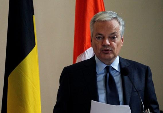 Reynders betreurt commentaren van Belgische politici