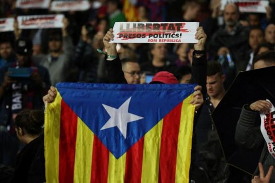 Tweehonderd Catalaanse burgemeesters komen naar Brussel