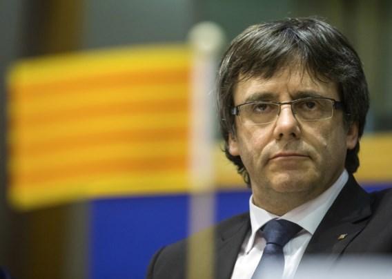 Puigdemont op 17 november voor raadkamer