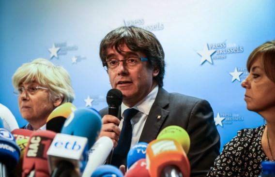 'Puigdemont de hand schudden, daar ligt de rode lijn'