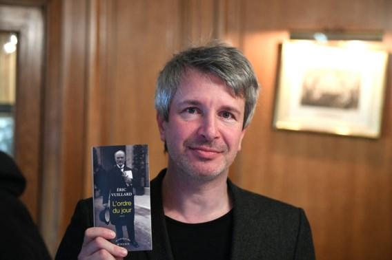Eric Vuillard wint hoogste literaire prijs van Frankrijk