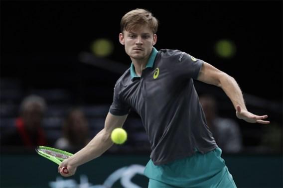 David Goffin bereikt hoogste ATP-notering ooit, Murray maakt vrije val