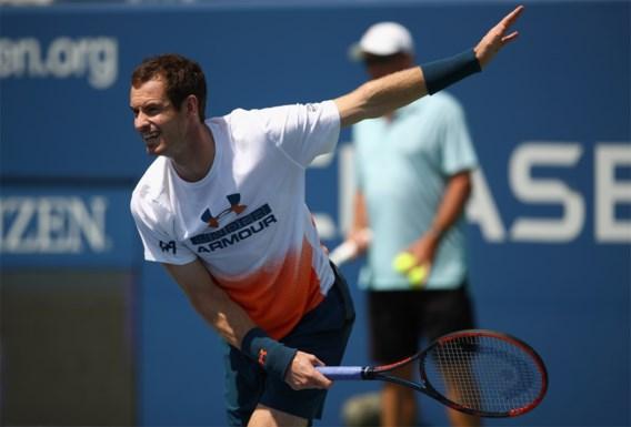 Andy Murray viert comeback met exhibitiewedstrijd tegen Roger Federer