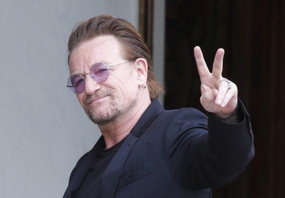 Bono 'overstuur' door gedachte dat firma waarin hij investeerde belastingen ontdook