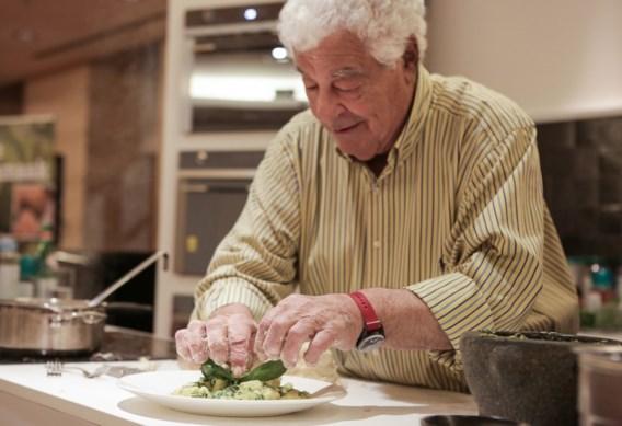 Italiaanse televisiekok Antonio Carluccio overleden