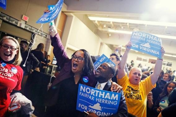 Democraten leveren gouverneurs in Virginia en New Jersey, De Blasio herverkozen als burgemeester New York