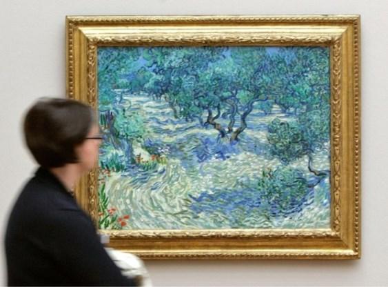 Opmerkelijke vondst op schilderij Van Gogh
