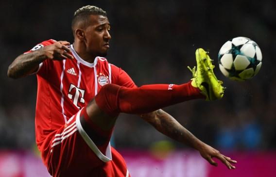 Boateng mist vriendschappelijke interlands met Duitsland tegen Engeland