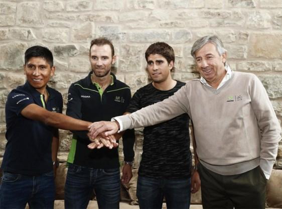 Movistar wil Sky onttronen met duo Quintana-Landa en (eventueel) Valverde