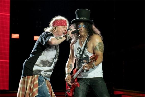 Graspop strikt Guns N' Roses