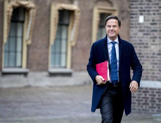 Nederlandse premier: 'Kijk wat gebeurt in België'