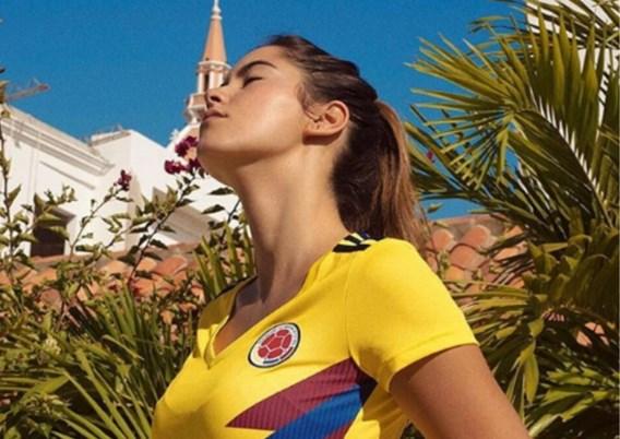Deze foto maakt Colombiaans vrouwenteam boos