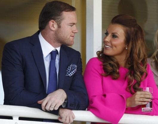 Na de breuk, weer verzoend: Rooney en zijn Coleen opnieuw samen