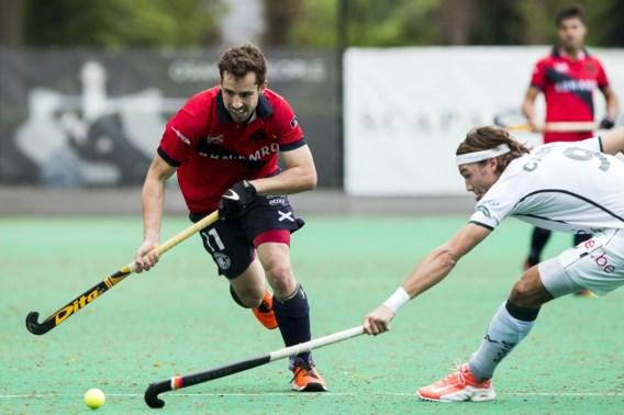 De Watducks blijven aan de leiding in Audi Hockey League, Racing stoot Gent uit de top vier