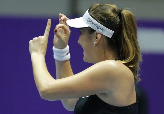 Zwitserse Belinda Bencic steekt derde WTA-titel op zak