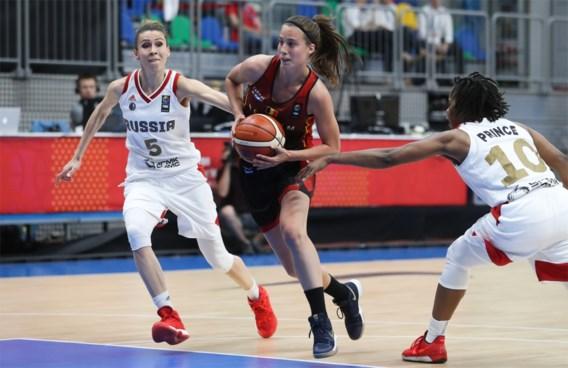 Belgian Cats starten met 56-85 zege in Zwitserland in kwalificaties EK basket