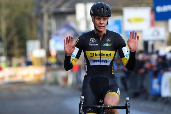 Sterke Van Loy klopt Brammeier in spannende Superprestigecross in Gavere