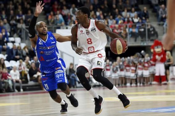 Antwerp Giants geven Willebroek basketballes