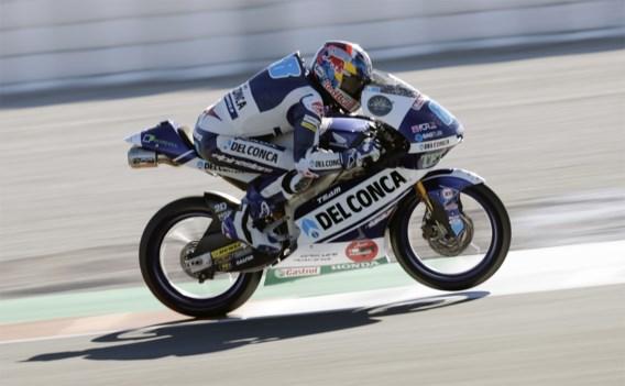 Jorge Martin wint laatste seizoensmanche in Moto3, Livio Loi eindigt als 27ste