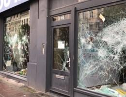 Zo ziet Brussel eruit na de rellen