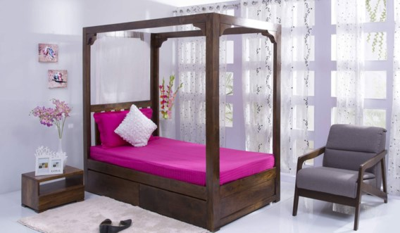 Indiase middenklasse huurt meubels via app