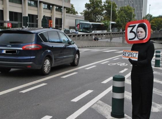 'Zone 30 voor heel Brussels Gewest'