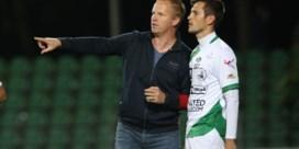Opvallend: bij Lommel opgestapte Wouter Vrancken wordt assistent in Kortrijk