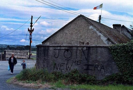 Pijpbom gevonden in Noord-Ierland: 'Misselijkmakend'