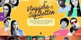 Als vloggers sigaretten afkeuren, dan luisteren jongeren