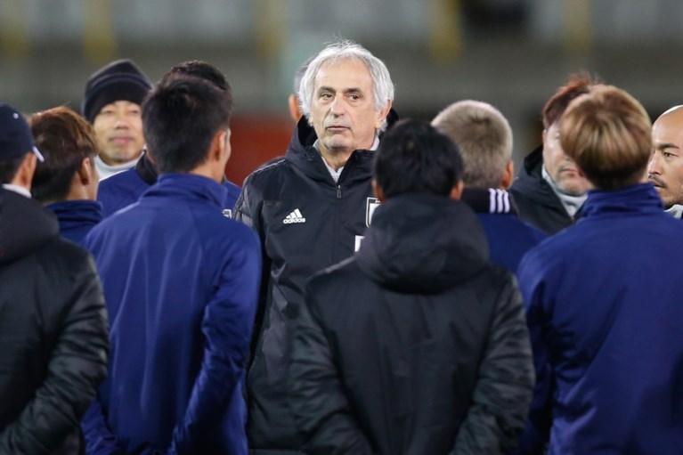 """Bondscoach Japan ziet mogelijkheden tegen Rode Duivels: """"Veel individuele kwaliteiten, maar nog niets gewonnen"""""""