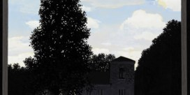 Duurste werk van Magritte ooit verkocht