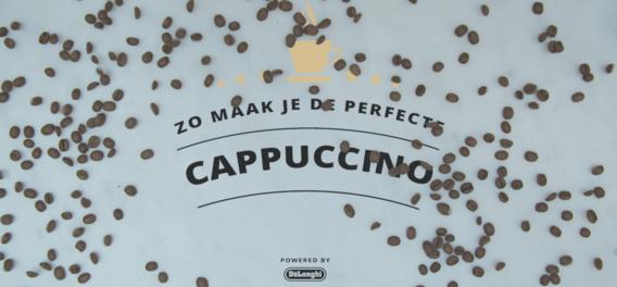 Vieruurtje met cappuccino