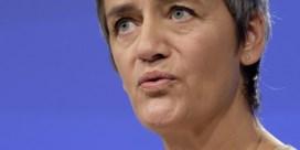 'Macron steunt Vestager om volgende Commissie te leiden'